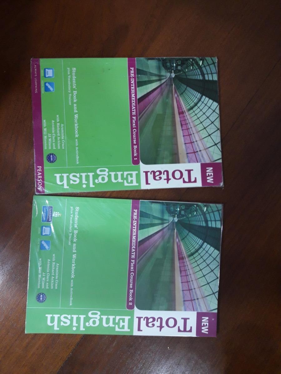 Book intermediate total pre course english 2 flexi