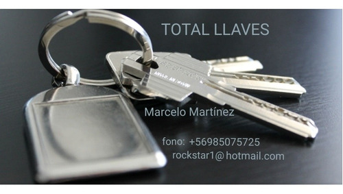 total llaves