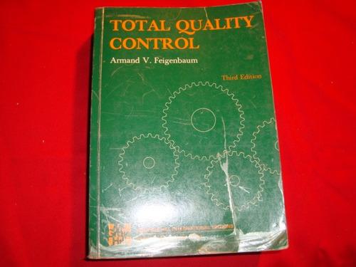 total quality control ( control de calidad) por armand v