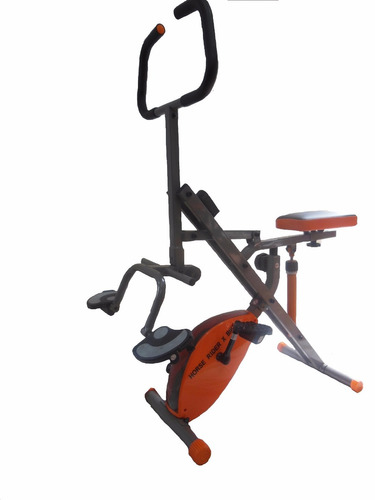 total rider crunch xtreme bike abdominal