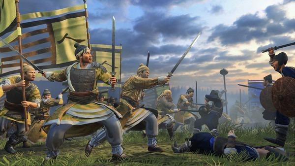 Total War: Three Kingdoms - Yellow Turban Rebellion   Steam
