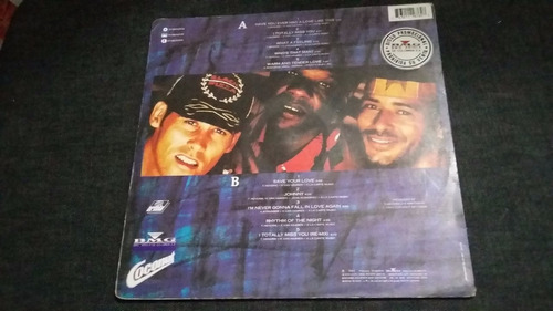totally bad boys blue lp vinilo euro dance pop