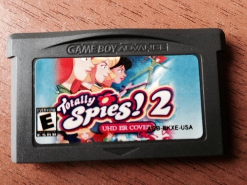 totally spies! 2 / gameboy advance gba /  ds