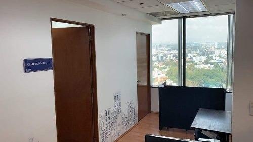 totalmente acondicionado, piso 13 con 500 m2 hemicor2