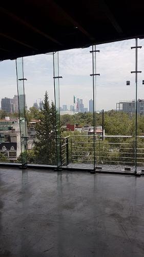 totalmente acondicionado, piso 16 con 1,703 m2 tmayor