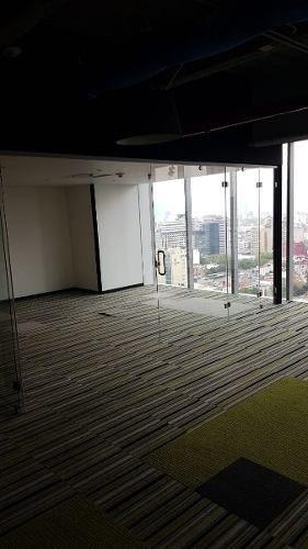totalmente acondicionado,  piso 24 con 900 m2  capital2