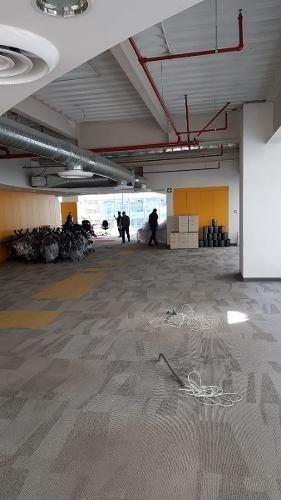 totalmente acondicionado, piso 4 con 1,326 m2 kpmg2
