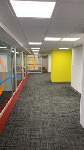 totalmente acondicionado , piso 4 con 310 m2 ccir2