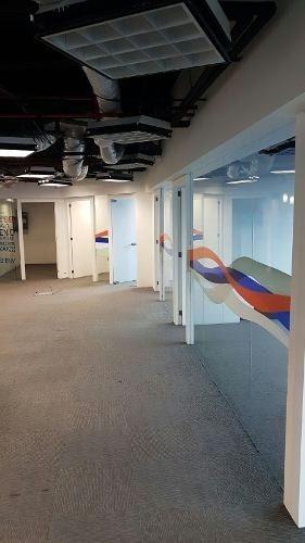 totalmente acondicionado, piso 4 con 382 m2  optima2