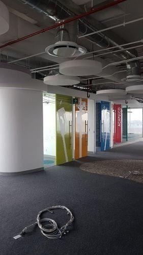 totalmente acondicionado,  piso 5 con 1135 m2, reforma