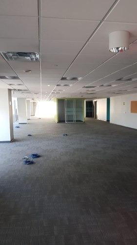totalmente acondicionado, piso 6 con 778 m2 samara