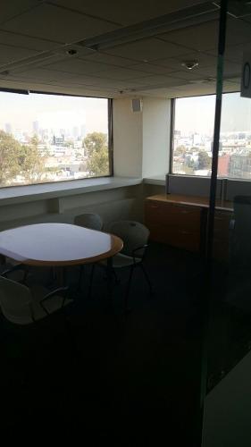 totalmente acondicionado piso 8 con 624 m2 mexicana
