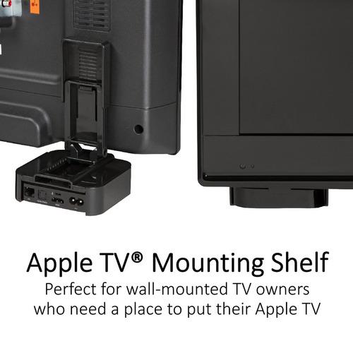 totalmount apple tv soporte de montaje y soporte remoto...