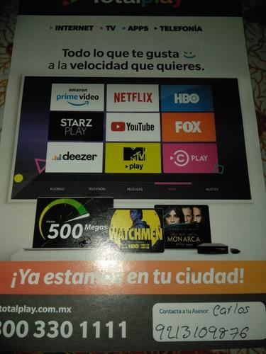 totalpla internet tv apps teléfonia
