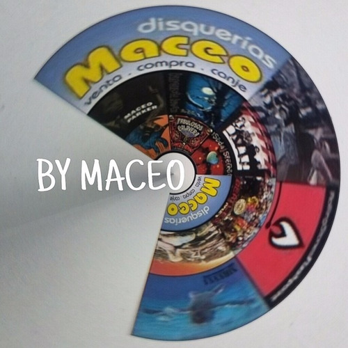 toto  - fahrenheit -  cd - by maceo