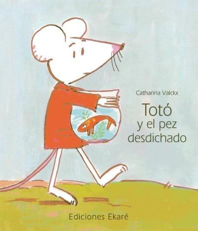 totó y el pez desdichado(libro )