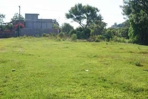 totolapan  terreno céntrico