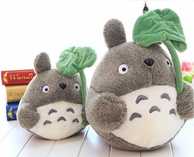 Totoro Mi Vecino Totoro Peluche - $ 550.00 en Mercado Libre