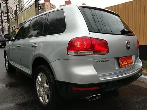 touareg 4.2 v8 blindado aut 2005
