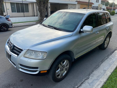 touareg v8 2004 blindada nivel 4 plus por tps