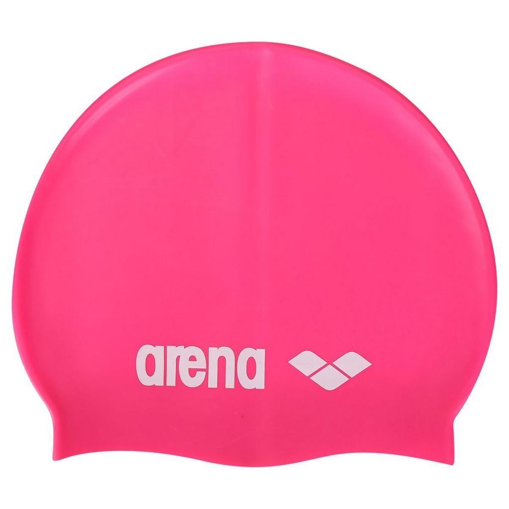 touca arena classic silicone nataçao rosa. Carregando zoom. eba4c2fcebc