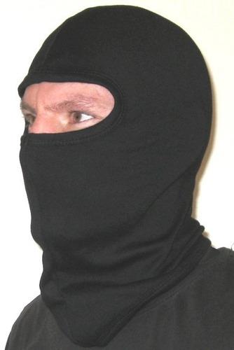 touca balaclava ninja toca moto kart capuz frio