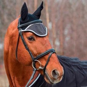 64a8b44a7 Touca Cavalo Hipismo Salto Equitação Pink E Preta P. Entrega