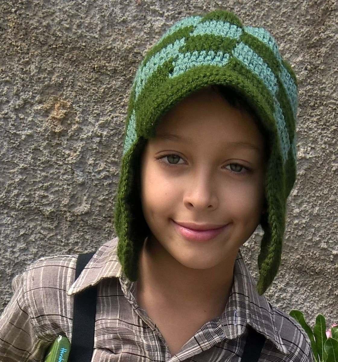 touca chaves croche gorro boina chapeu bone frete gratis. Carregando zoom. 0f0417ac3b7