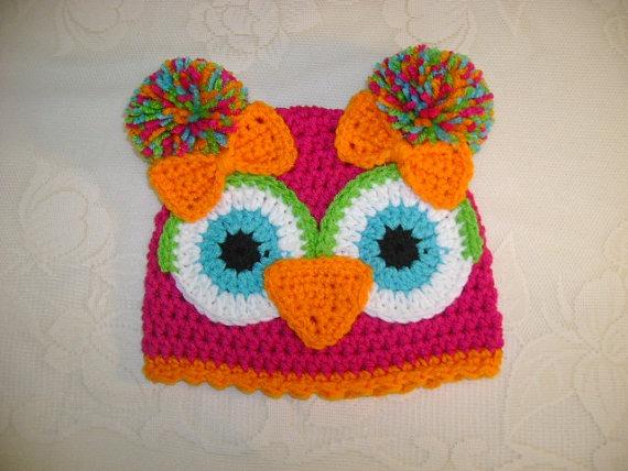 cc9be8c4c38d4 Touca Croche De Animais Bichinhos - Newborn Fotografia Bebes - R  29 ...