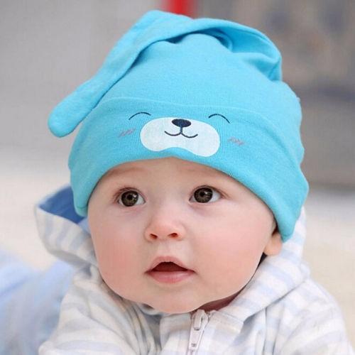 Touca De Bebês -malha 100% Algodão 8319fe99e10