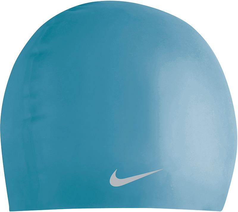 0ebd217b5b50d touca de natação nike solid silicone infantil cap - cores. Carregando zoom.