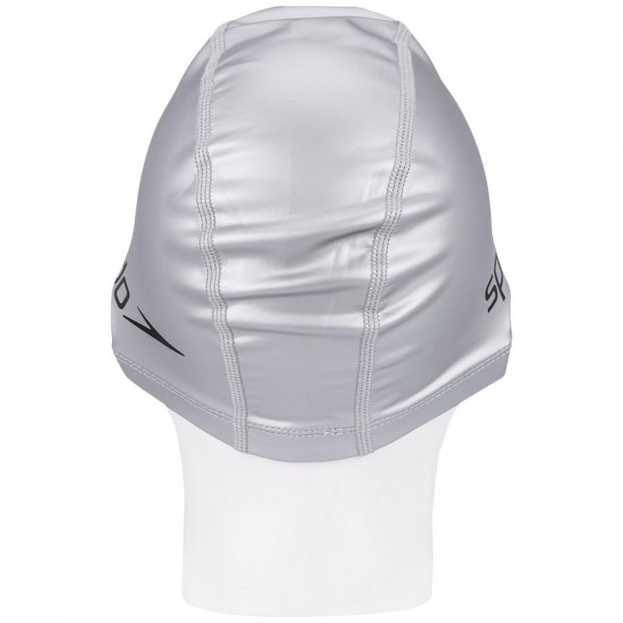 touca de natação speedo comfort cap - adulto - cor prata. Carregando zoom. e35a883ee14