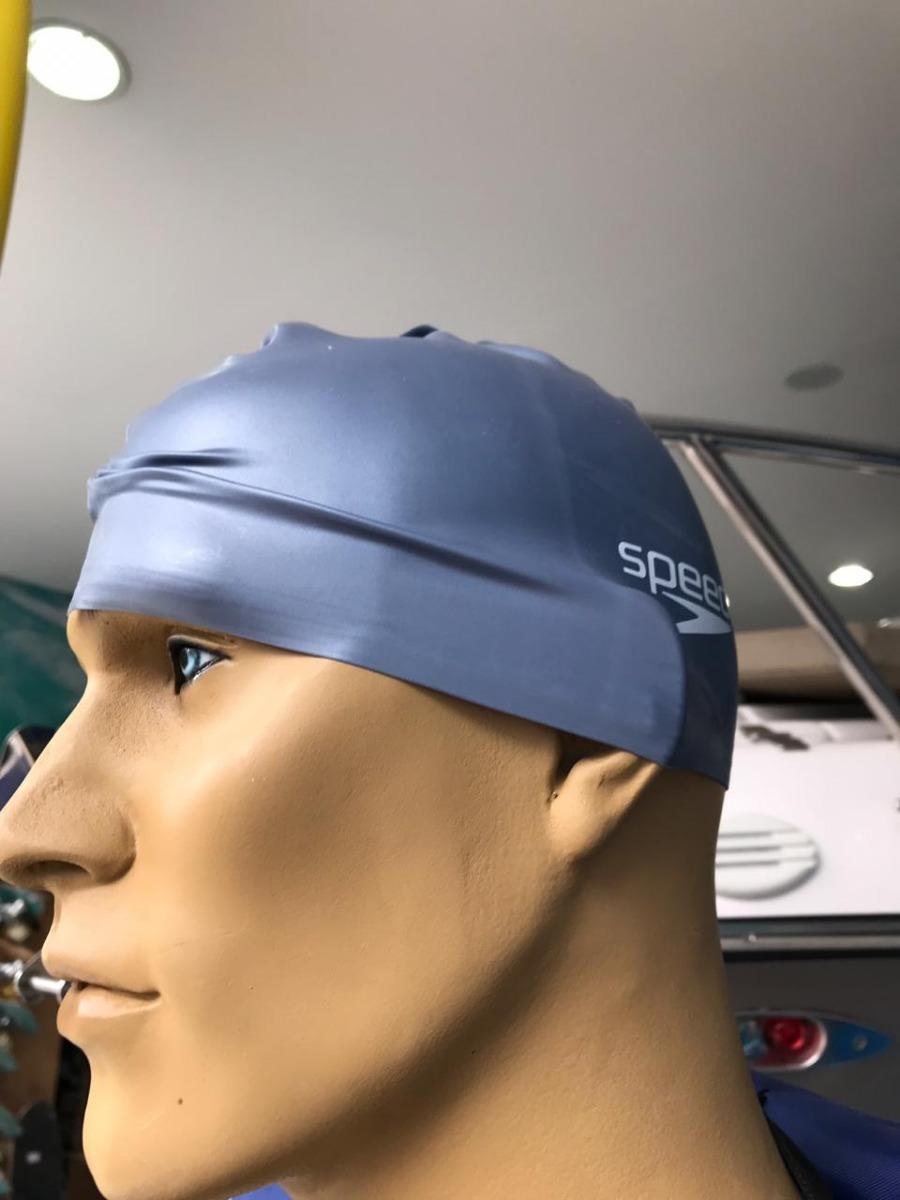 87bda12a8 touca de natação speedo infantil jr slim cap azul cobalto. Carregando zoom.