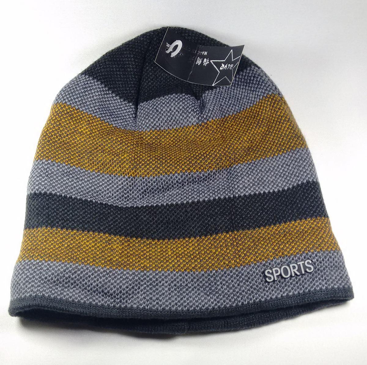 ec9183e1f58f4 touca gorro de crochê com forro de pelo sintético. Carregando zoom.