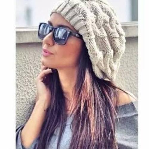 9240ab97fde63 Touca Gorro Frouxo Toca Feminina Em Tricot Promoção Inverno - R  44 ...