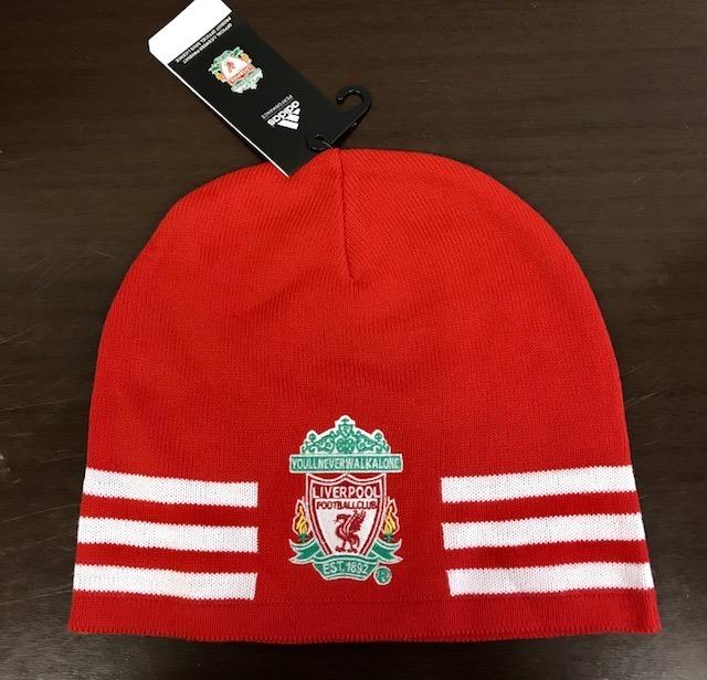 Touca Gorro Liverpool Fc adidas Importado Premier Inglaterra - R  70 ... e6da17f0090