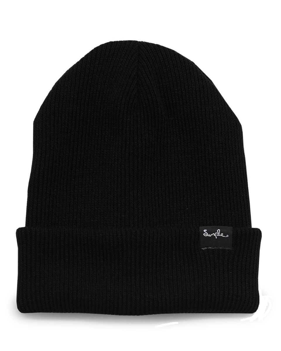 touca gorro simple skate preto black original. Carregando zoom. 2980aa27a0c
