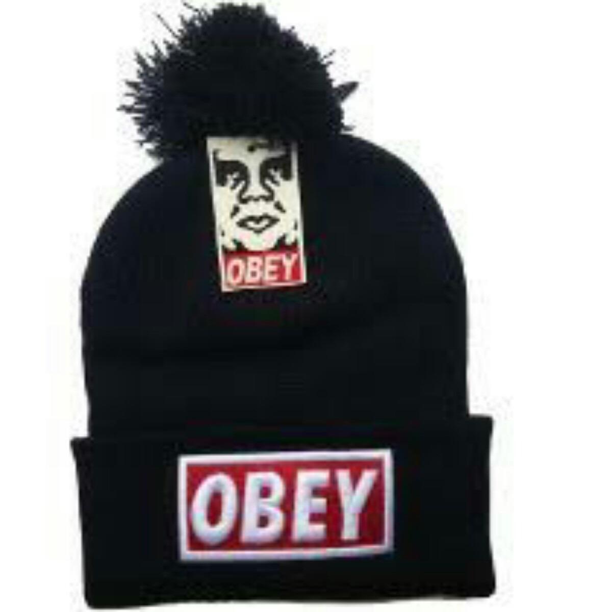 touca gorro skate obey swag hip hop promoção! Carregando zoom. 3e710bc492f