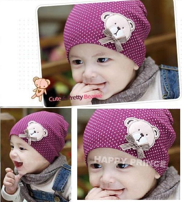 Touca Infantil Bebe Crianças Toucas Lã Menina Gorro Boina - R  28 ... f65cb88378a