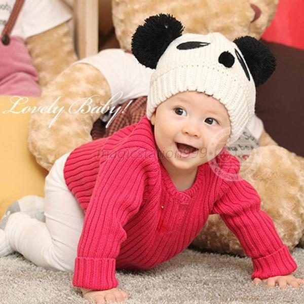 78511d74d4db0 Touca Infantil Panda Unisex Criança De Luxo (kit Com 10 ) - R  300 ...