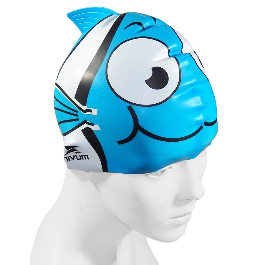 5af2f3516 touca natação infantil nemo silicone kids muvin peixe. Carregando zoom.