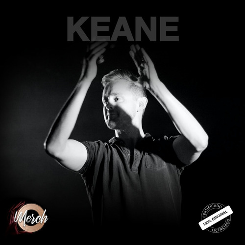 touca oficial keane cause and effect tour 2019