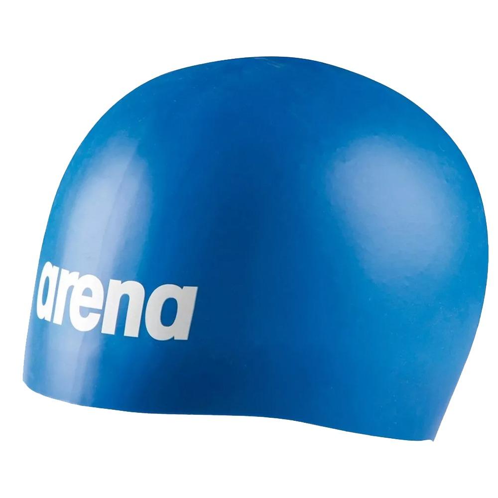 9aa4c2f67 touca para natação racing moulded pro arena - azul. Carregando zoom.