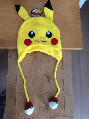 touca pikachu original licenciada