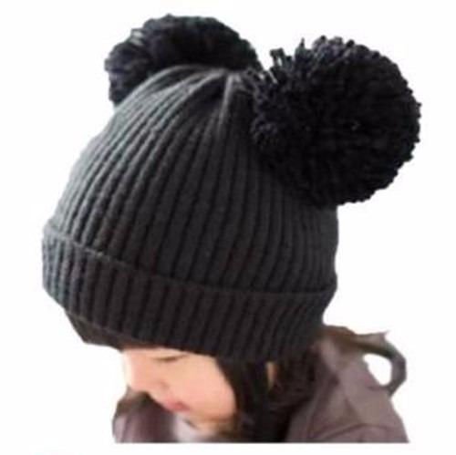 Touca Pompom Infantil Bebe Gorro   Grand Store   - R  39 470066a5ff5