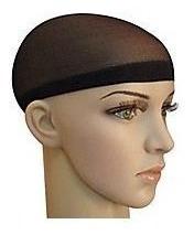 touca wig cap 2 unidade - para perucas full lace front lace
