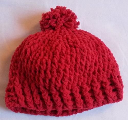 771183435f6af touca gorro feminino infantil de lã em crochê artesanal. Carregando zoom.