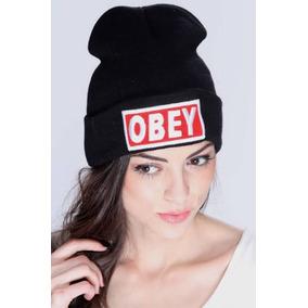 a80afff66a7c6 Touca Obey Toucas Feminino - Acessórios da Moda no Mercado Livre Brasil