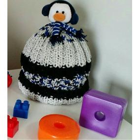 8515b5cc762d8 Gorro Pinguim - Acessórios da Moda no Mercado Livre Brasil