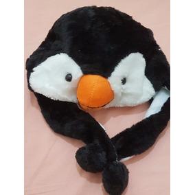 aa77bad4bf5d9 Touca Pinguim Toucas Feminino - Acessórios da Moda no Mercado Livre ...